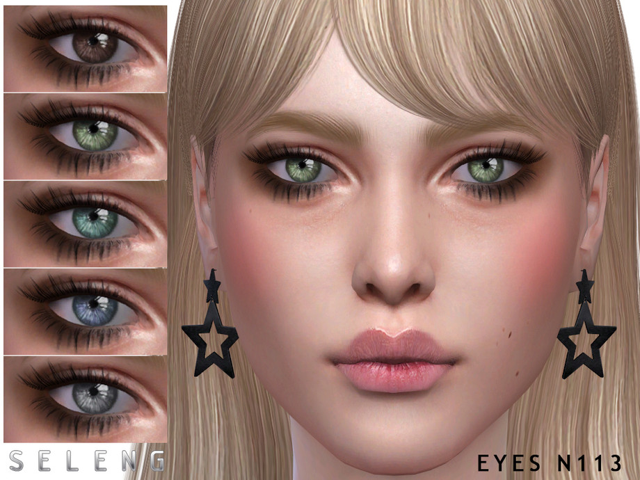 Eyes N113 by Seleng