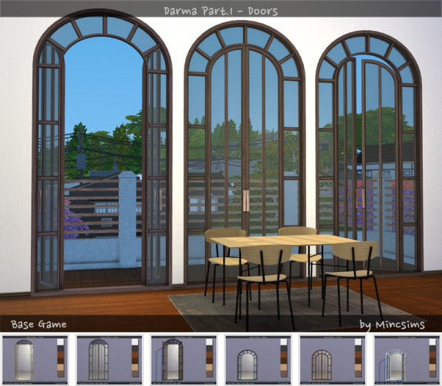 Darma Part.1 - Doors by Mincsims