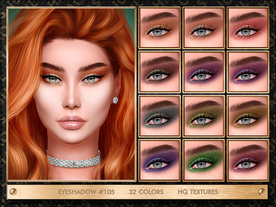 JUL_HAOS [COSMETICS] EYESHADOW #105