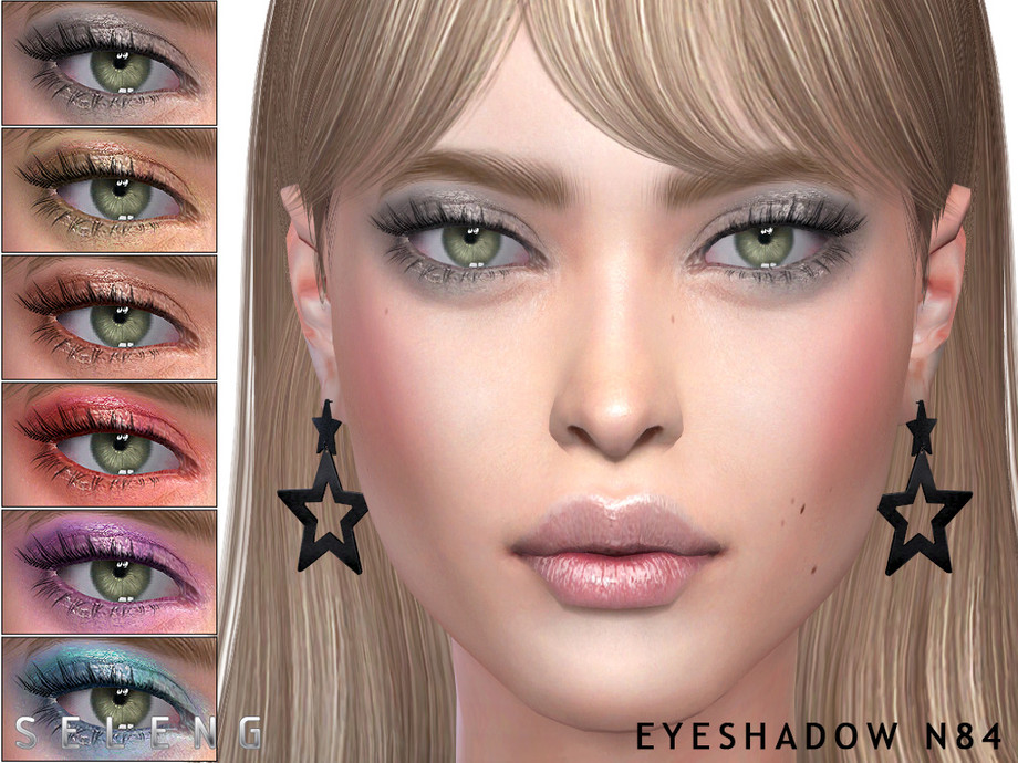Eyeshadow N84 by Seleng