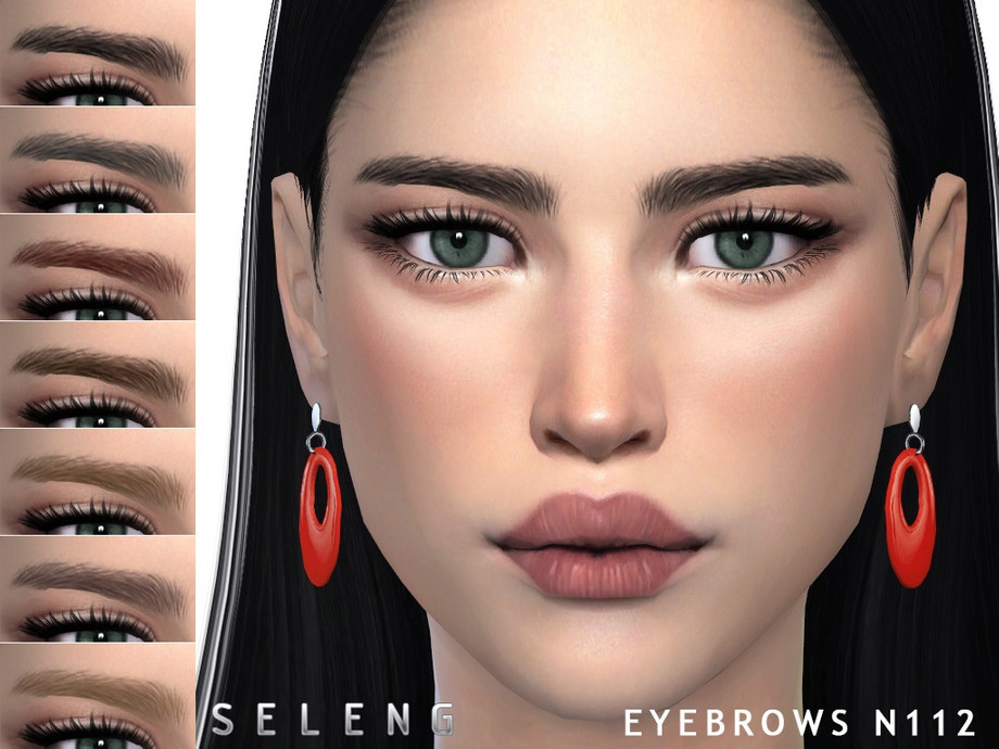 Eyebrows N112 by Seleng