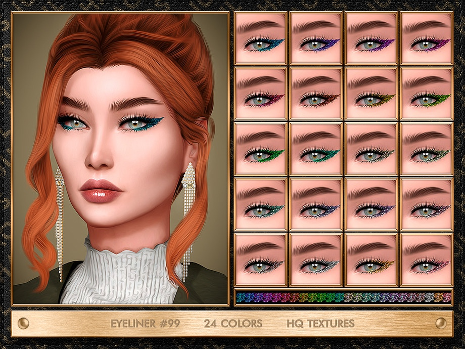 JUL_HAOS [COSMETICS] EYELINER #99