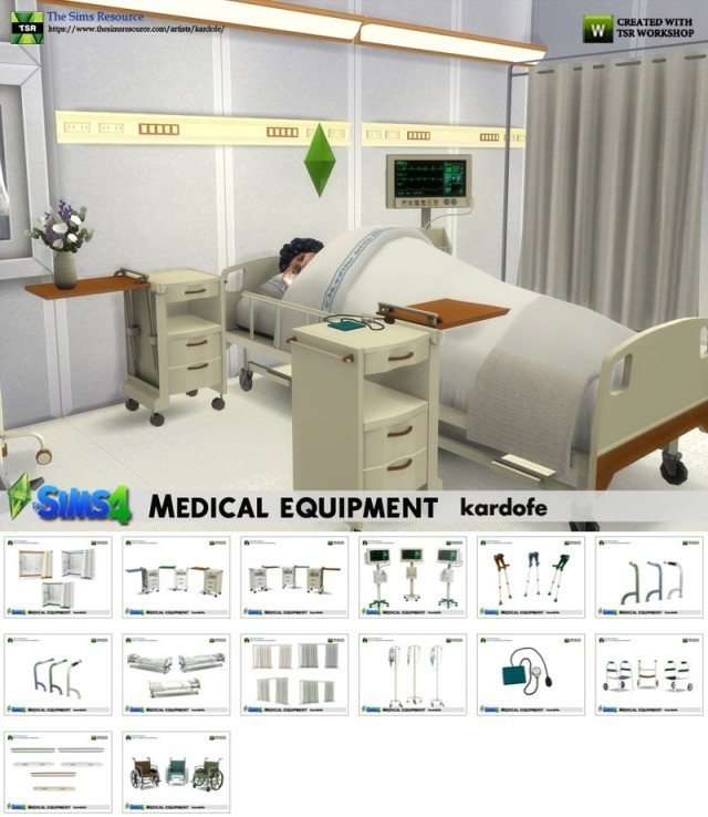 Medical equipment by kardofe