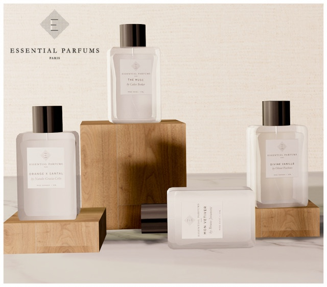 Essential Parfums by Mimoto