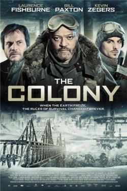 Колония / The Colony (2013) HDRip | Лицензия