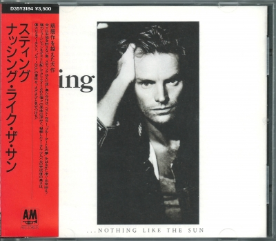 Sting - ... Nothing Like the Sun (1987) [D35Y3184]